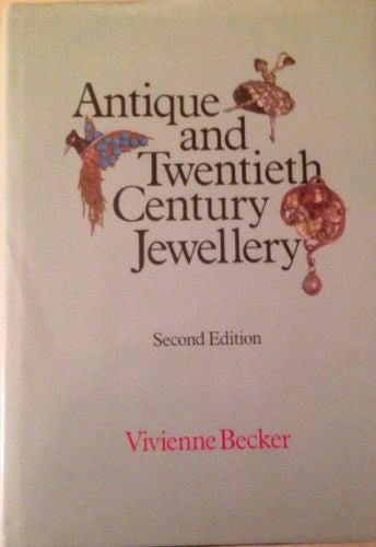 Antique and Twentieth Century Jewellery (2nd Edition) - By Vivienne Becker-Books-Palm Beach Bookery