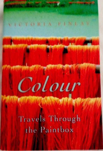 Very Good Colour Travels Through the Paintbox-Books-Palm Beach Bookery