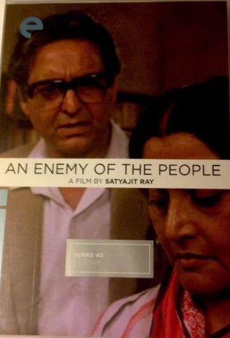 An Enemy Of The People - 40 Series (DVD) - By: Syajit Ray-DVD-Palm Beach Bookery