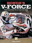 USED (GD) Honda's V-Force: The four-stroke V4's on road and track by J. Ryder-Nonfiction-Palm Beach Bookery