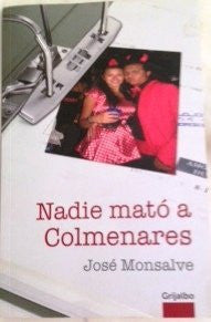 Nadie Mato a Colemenares-Book-Palm Beach Bookery