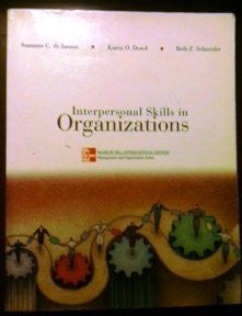 Interpersonal Skills in Organizations - Soft Cover (McGraw-Hill International Edition. Management and Organization Series)-Book-Palm Beach Bookery