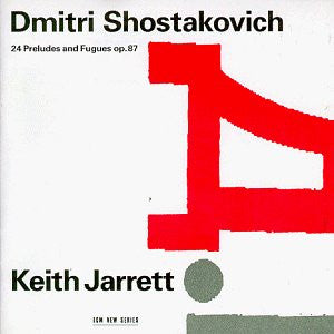 Shostakovich: 24 Preludes and Fugues Op. 87-Music-Palm Beach Bookery