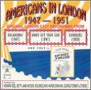 Varius Artists - Americans In London 1947 - 1951: Original London Cast Recordings From Oklahoma! (1947) / Annie Get Your Gun (1947) / Carousel (1950) / Zip Goes A Million (1951)-CDs-Palm Beach Bookery