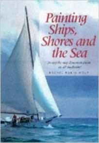 Painting Ships, Shores and the Sea-Book-Palm Beach Bookery