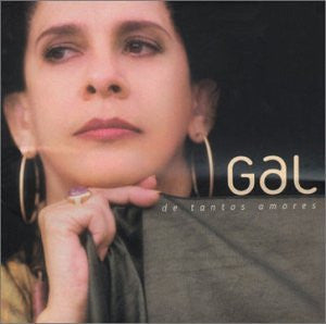 Gal Costa - Gal De Tantos Amores-CDs-Palm Beach Bookery