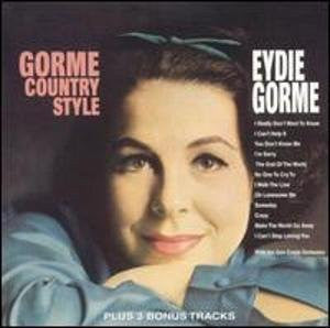 Eydie Gorme - Gorme Country Style-CDs-Palm Beach Bookery