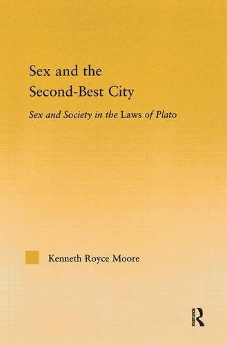 Sex and the Second-Best City: Sex and Society in the Laws of Plato (Studies in Classics)-Book-Palm Beach Bookery