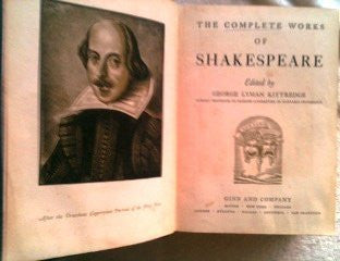 The Complete Works of Shakespeare-Book-Palm Beach Bookery
