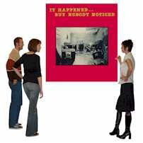 Various Artists - It Happened... But Nobody Noticed & Temps Supplémentaire-CDs-Palm Beach Bookery