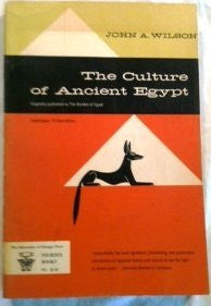 Culture of Ancient Egypt-Book-Palm Beach Bookery