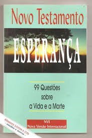 Novo Testamento (99 Questoes sobre a Vida e a Morte)-Book-Palm Beach Bookery