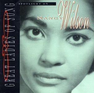 Spotlight on by Wilson, Nancy (1995) Audio CD-Music-Palm Beach Bookery