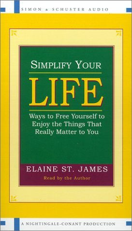 Simplify Your Life-Book-Palm Beach Bookery