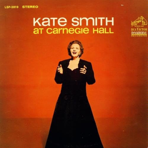 Kate Smith At Carnegie Hall-CDs-Palm Beach Bookery