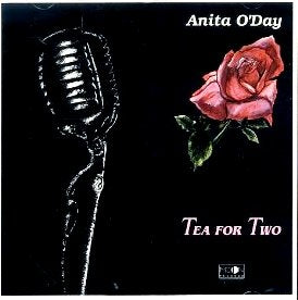 Anita O'Day - Tea For Two-CDs-Palm Beach Bookery