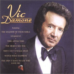 Vic Damone - Best of Vic Damone-CDs-Palm Beach Bookery