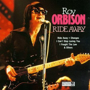 Roy Orbison - Ride Away-CDs-Palm Beach Bookery