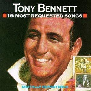 Tony Bennett - 16 Most Requested Songs-CDs-Palm Beach Bookery