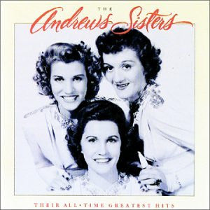 Andrews Sisters - Their All-Time Greatest Hits-CDs-Palm Beach Bookery