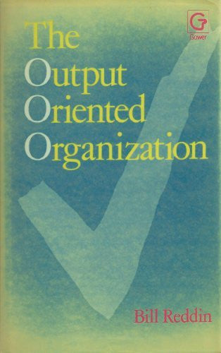 The Output Oriented Organization-Book-Palm Beach Bookery