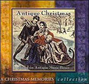 Various Artists - Antique Christmas: A Christmas Memories Collection-CDs-Palm Beach Bookery