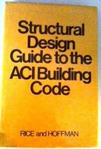 Structural design guide to the ACI building code-Book-Palm Beach Bookery