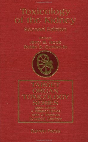 Toxicology Of The Kidney (Target Organ Toxicology Series)-Book-Palm Beach Bookery