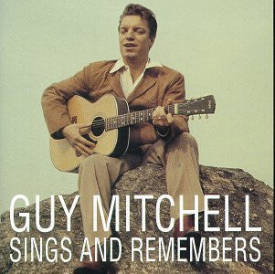 Guy Mitchell - Sings & Remembers-CDs-Palm Beach Bookery
