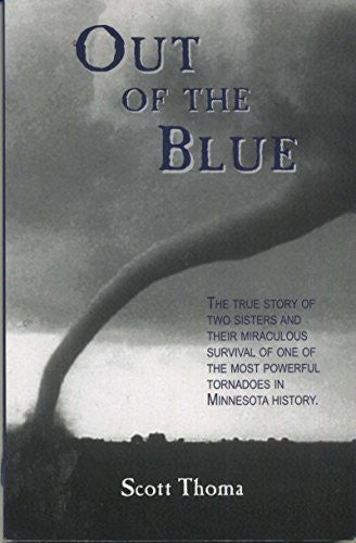 Out of the Blue.-Book-Palm Beach Bookery