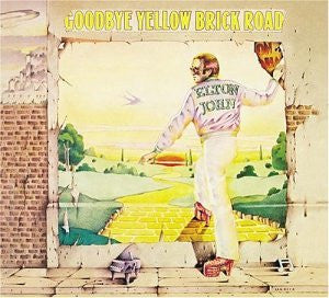 Elton John - Goodbye Yellow Brick Road-CDs-Palm Beach Bookery
