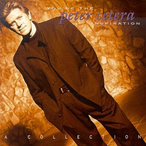 Peter Cetera - You're the Inspiration: A Collection-CDs-Palm Beach Bookery