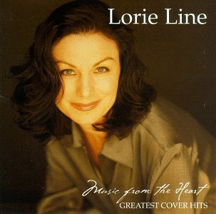 Lorie Line - Music from the Heart: Greatest Cover Hits-CDs-Palm Beach Bookery