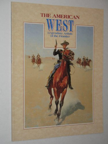 The American West : Legendary Artists of the Frontier-Book-Palm Beach Bookery