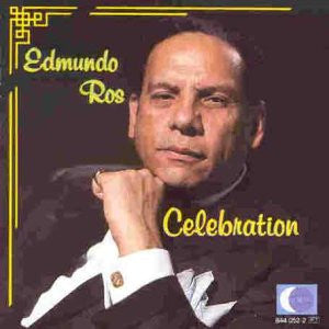 Edmondo Ros - Celebration-CDs-Palm Beach Bookery