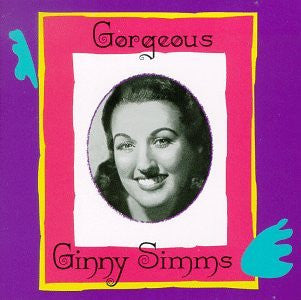 Ginny Simms - Gorgeous Ginny Simms-CDs-Palm Beach Bookery