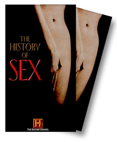 History of Sex [VHS]-VHS Tapes-Palm Beach Bookery