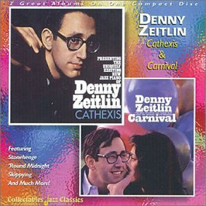 Denny Zeitlin - Cathexis / Carnival-CDs-Palm Beach Bookery