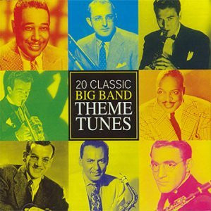 Various Artists - 20 Classic Big Band Theme Tunes-CDs-Palm Beach Bookery