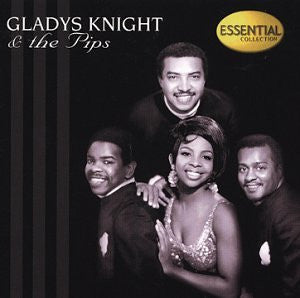 Gladys Knight and the Pips - Essential Collection-CDS-Palm Beach Bookery