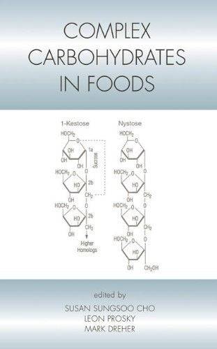 Complex Carbohydrates in Foods (Food Science and Technology)-Book-Palm Beach Bookery
