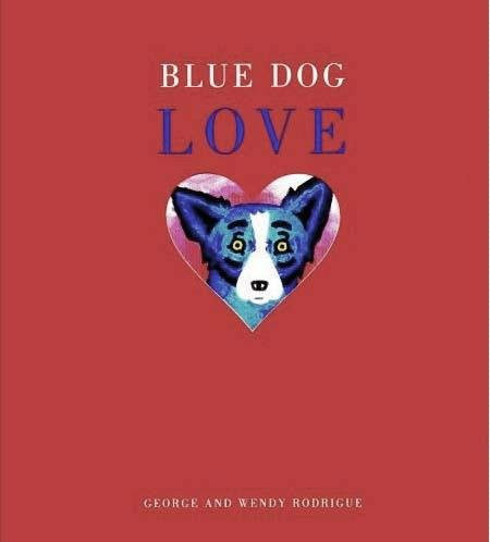 Blue Dog Love-Book-Palm Beach Bookery