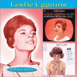 Leslie Uggams - On TV / More Leslie on Tv-CDs-Palm Beach Bookery