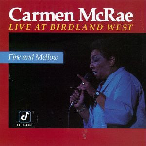 Fine & Mellow: Live at Birdland West-CDs-Palm Beach Bookery