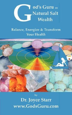 God's Guru on Natural Salt Wealth: Balance, Energize & Transform Your Health-Book-Palm Beach Bookery