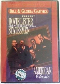 Bill & Gloria Gaither Present Hovie Lister and the Sensational Statesmen-DVD-Palm Beach Bookery