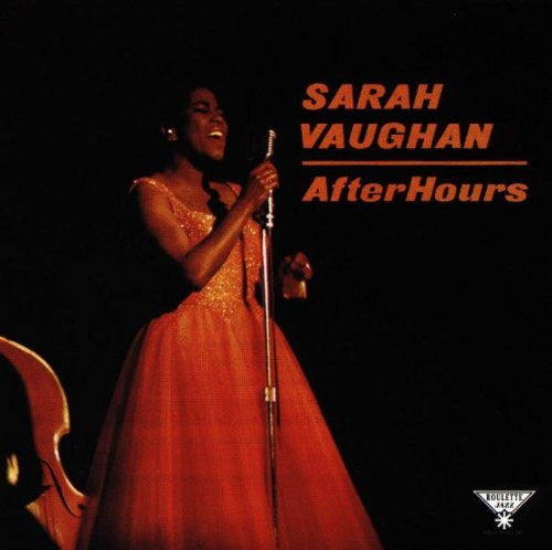 Sarah Vaughan - After Hours - Palm Beach Bookery