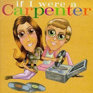 Various Artists - If I Were a Carpenter-CDs-Palm Beach Bookery