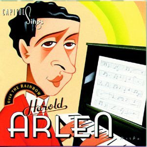 Harold Arlen - Over the Rainbow: Capitol Sings Harold Arlen-CDs-Palm Beach Bookery