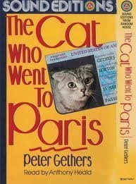The Cat Who Went to Paris-Book-Palm Beach Bookery